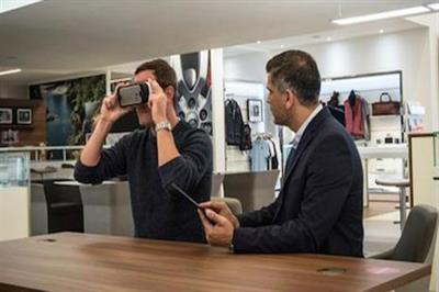 Jaguar Land Rover to introduce VR to showrooms