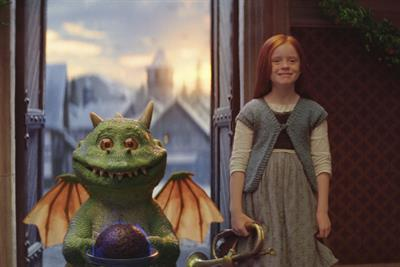 How John Lewis and Waitrose collaborated on their first joint Christmas ad