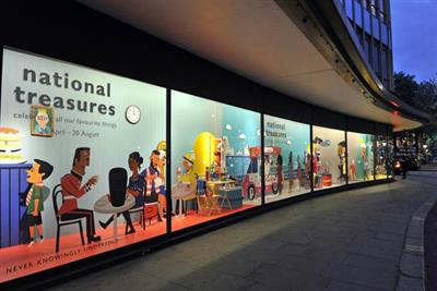 John Lewis launches National Treasures campaign
