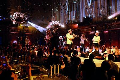 Event Showcase: Johnnie Walker Symphony in Blue