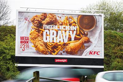 KFC's recipe for outdoor success