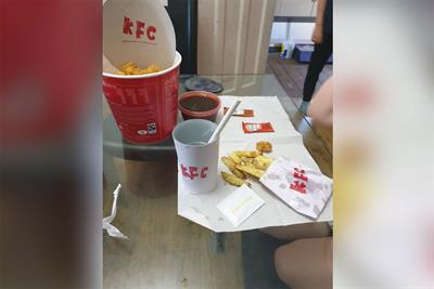 Pick of the Week: KFC's cheeky comeback meets hungry fans' cravings