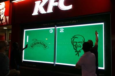 Robinsons and KFC team up to celebrate Wimbledon