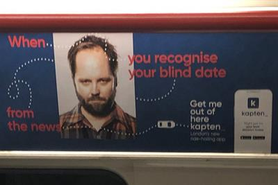 TfL apologises for approving controversial taxi ad