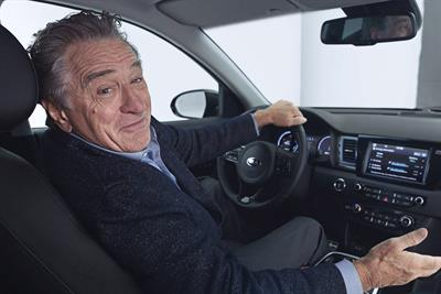 Turkey of the Week: Robert De Niro's star power is wasted in Kia's ads