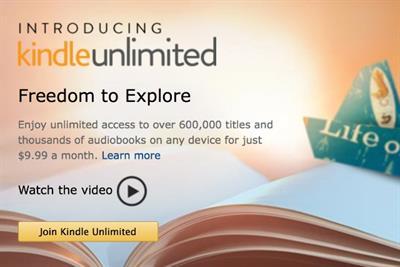 Amazon Kindle Unlimited subscription service plans leaked