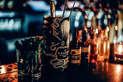 In pictures: The Kraken's Black Christmas dinner