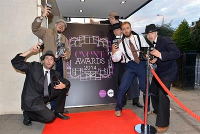 In pictures: Highlights from the Event Awards 2014