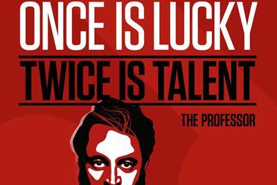 Ladbrokes poster campaign condemned for glamorising gambling