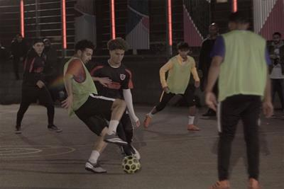 Street football tournament The Last Stand offers a lesson in purposeful branding