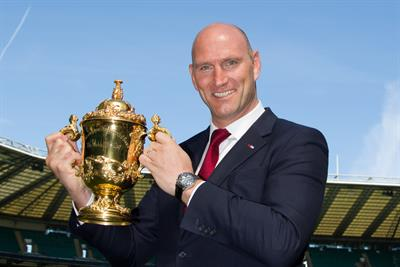 Lawrence Dallaglio: sport can transform your brand's fitness