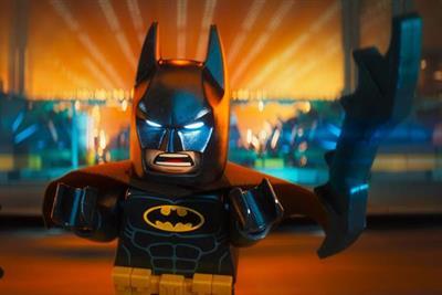 Sky Broadband launches Lego Batman game experience
