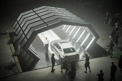 This is the Lexus ad that no human created