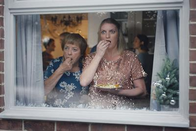 Lidl shoppers take Christmas to the extreme in TBWA's swansong campaign
