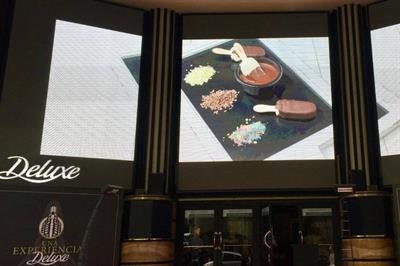 In pictures: Lidl unveils Spanish pop-up eatery