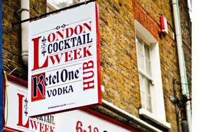London Cocktail Week announces partner venues
