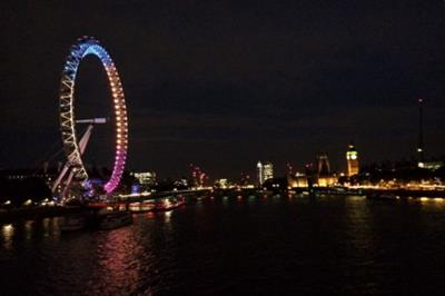 Rugby stars light up Coca-Cola London Eye for World Cup