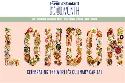 ESI Media launches London Food Month