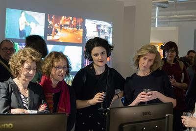 Event TV: Audible installs literature pop-up within Foyles