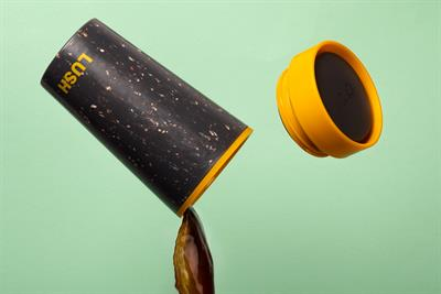 Lush encourages Londoners to ditch single-use coffee cups with pop-up