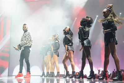 MTV EMAs UK TV audience drops 17 per cent