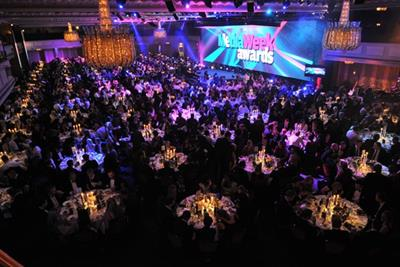 Media Week Awards 2013 receives record entries