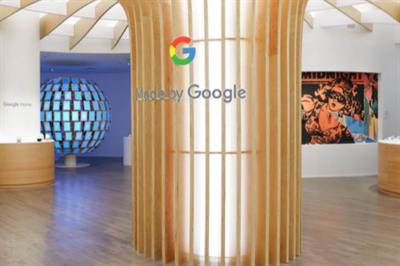 Google opens New York pop-up with series of events