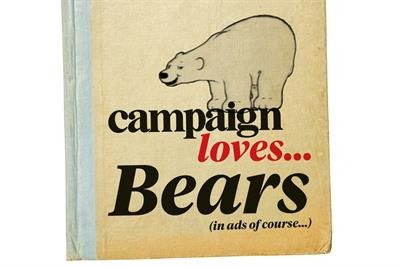 Campaign loves... bears