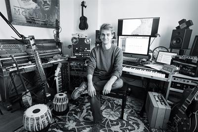 This is me: The soundscapes of Alex Baranowski