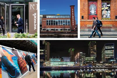 Manchester's media boom: 'Mancs genuinely believe they can change the world'