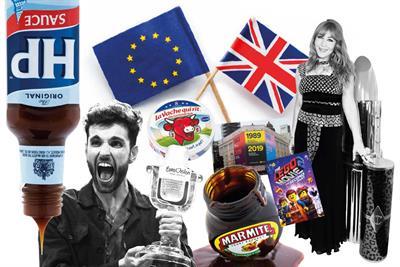 Britain vs EU: adlanders pick their favourite brands