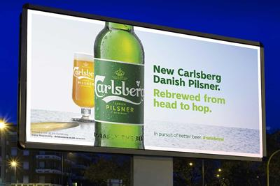Carlsberg embraces the trolls and admits it was 'probably' not the best