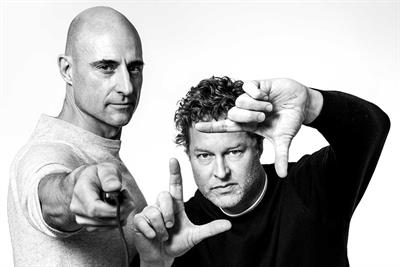 Creative Soulmates: The unlikely pairing of John Townshend and Mark Strong