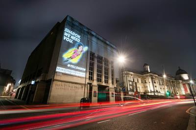 Three 'superhero' campaign to tour the UK