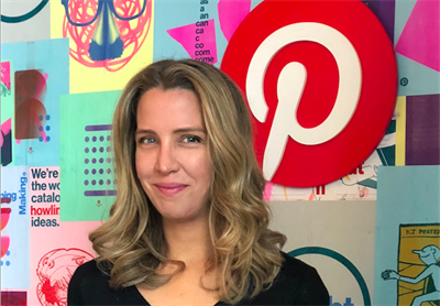 Pinterest appoints Andrea Mallard as first CMO