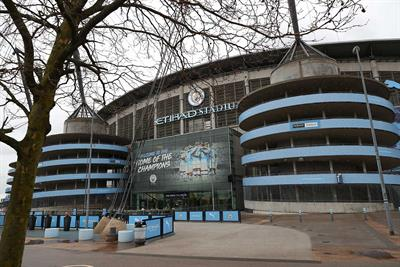 Man City hunt for new media agency as club faces exile from European football