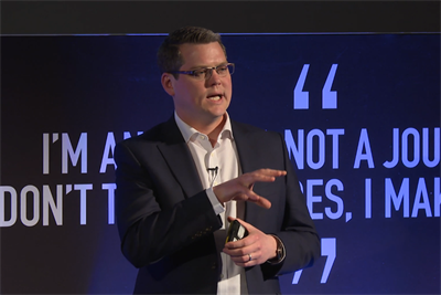M&S insights director Nathan Ansell: embrace failure and be clear about what you stand for