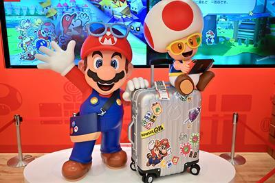 Nintendo kicks off UK ad pitch