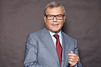 Sorrell: Snapchat is a 'flea on the elephant's backside'