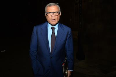 Has Sir Martin Sorrell been a positive force for the ad industry?