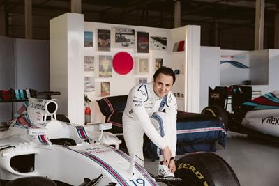 Martini and Airbnb team up to celebrate the joy of racing