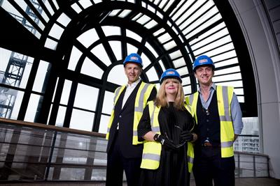 McCann Worldgroup unveils plan to relocate 1,200 staff to new Bishopsgate office