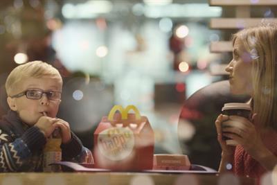 Watch the McDonald's Christmas 2013 ad