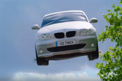 Event TV: McDonald's creates flying car in drive thru stunt