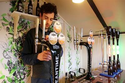 Watch: Why Meantime Brewing opened Britain's smallest pub