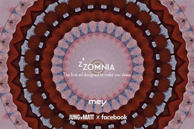 Sleepwear brand Mey uses playable ads to help insomniacs doze off