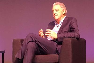 Interpublic's Michael Roth: ad industry diversity still 'fairly pathetic'