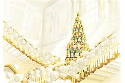 Moet unites fashion, film, music and food for summer activation