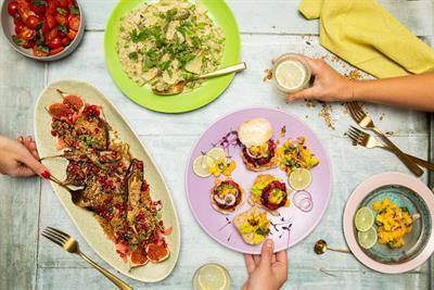 Moma pop-up celebrates oat-based dishes