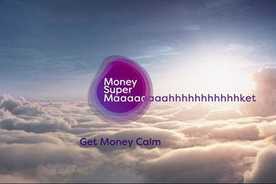 Moneysupermarket promises to help people 'Get money calm' in brand relaunch